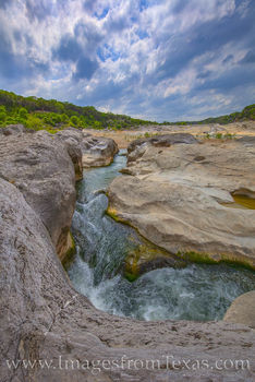 pedernales falls, waterfall, cascade, hill country, prints for sale, sunshine, light rays, state park, texas parks