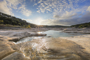 texas hill country, pedernales falls, texas landscapes, pedernales river, texas sunrise