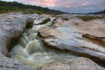 Pedernales Falls Canyon Waters 1