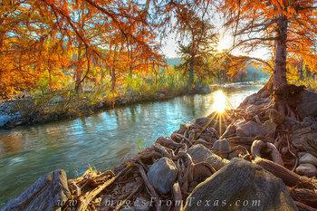 Pedernales Falls -Sunrise on the River 3