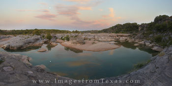 pedernales falls, pedernales falls state park, texas hill country, texas state parks, texas sunrise, texas rivers, pederanales river, texas landscapes, texas panorama