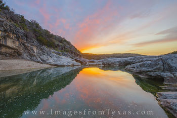texas hill country, hill country photos, pedernales falls, pedernales falls state park, pedernales river, texas landscapes, texas sunrise