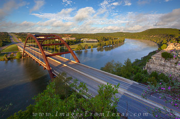 pennybacker bridge,austin bridges,pennybacker prints