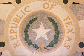 Republic of Texas Mosiac 1