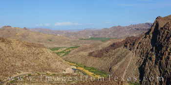 FM 170, Rio Grande, Big Bend Ranch, Big Bend, Dom Rock, panorama, west texas, texas landscape