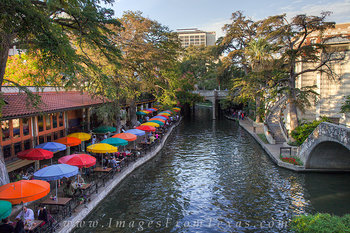 san antonio skyline alamo and riverwalk images and