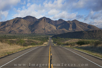 Road to the Davis Mountains 1