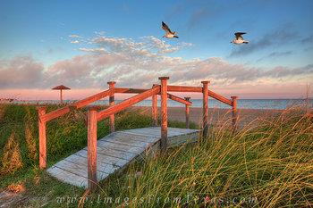 Rockport Beach - A Bridge to the Ocean 1