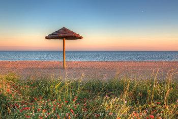 Rockport Beach - Sunset on the Coast 1
