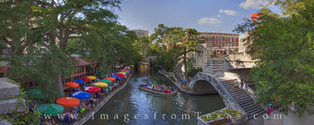 san antonio riverwalk, san antonio images, casa rio, san antonio nightlife, san antonio, riverwalk photos, panorama, san antonio panorama