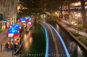 San Antonio Riverwalk Nightlife 7
