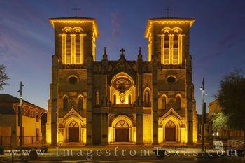 san fernando cathedral, san antonio, downtown san antonio, historic places, national register, papal visit
