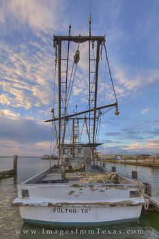 Shrimp Boat in Rockport Harbor 22