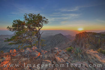 south rim, sunset, big bend sunset, BBNP, evening. hiking, hiking texas, landscapes, big bend prints