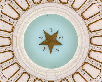 State Capitol Dome, Austin, Texas 2