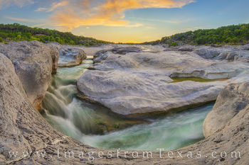 pedernales falls, pedernales river, hill country, texas hill country, sunset, evening, water, river, solitude, texas state park, summer
