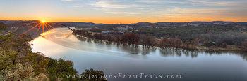 Sunrise Panorama of the 360 Bridge 1