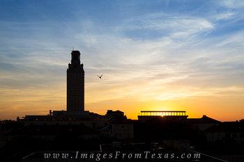 UT Tower sunrise,UT Tower prints,Texas tower prints
