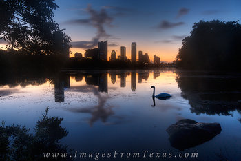 austin sunrise images,austin texas photos,austin skyline images,austin texas,lou neff point,lady bird lake