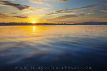 Sunrise on Lake Travis 1