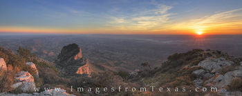 guadalupe peak, guadalupe mountains, guadalupe mountains national park, el capitan, west texas, texas sunset, tallest point in texas, guadalupe mountains images, chihuahuan desert, texas national park