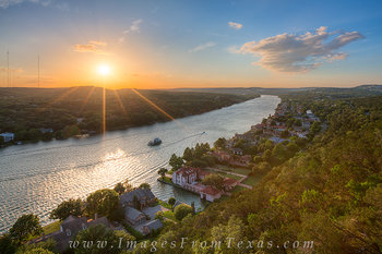 austin texas images,mount bonnell,austin overlook,austin prints