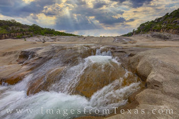pedernales falls, hill country, state parks, prints for sale, sunshine, afternoon, waterfall, cascade, texas parks, hiking
