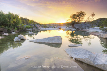 Texas Hill Country Summer Sunset 1