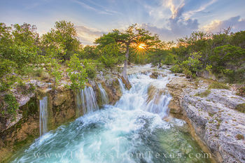 texas hill country, texas waterfall, texas landscapes, waterfalls, texas landscape images, texas prints, waterfalls in texas, blanco, kendalia
