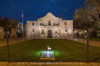 The Alamo Before Sunrise 2