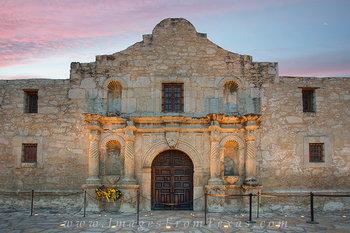 The Alamo at Sunrise 6