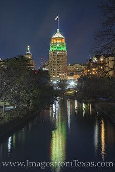 Tower of Life at Night 1230-2