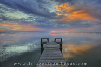Tranquility in Copano Bay, Rockport Texas 1