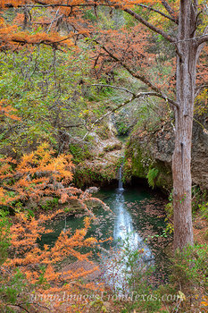 Twin Falls 1 -Pedernales State Park