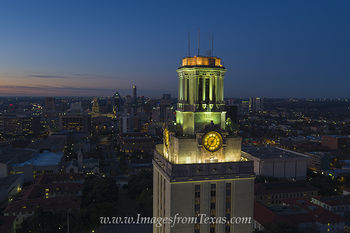 UT Tower,Texas Tower,Austin images,aerial images,aerial images of austin,University of Texas campus,Texas tower images
