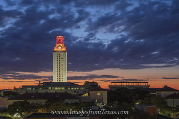UT Tower and Texas Campus Images and Prints