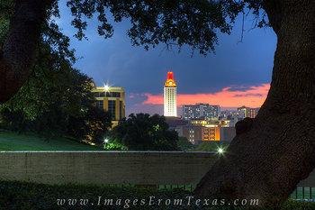 Austin texas images,Austin texas pictures,austin pictures,UT Tower,UT Tower orange,University of Texas,tower,texas prints,UT prints,UT Tower prints