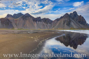 Vestrahorn in Late Afternoon 2