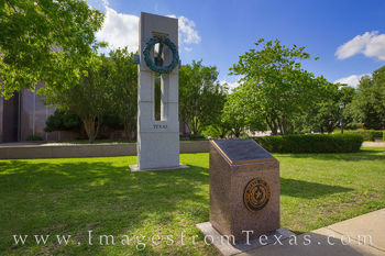 texas capitol, world war 2 monument, WW2 memorial, texas grounds, Austin