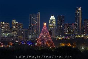 zilker park tree,austin christmas tree,zilker chirstmas tree,austin christmas images