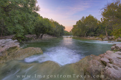 photo of Barton Creek in the Barton Creek Greenbelt near Sculpture Falls, www.ImagesfromTexas.com