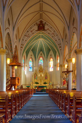 St Mary's Cathedral 4 - Fredericksburg
