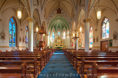 St Mary's Cathedral 2 - Fredericksburg