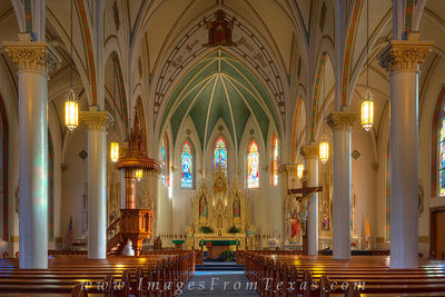 St Mary's Cathedral 3 - Fredericksburg