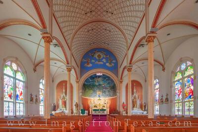 Saint Cyril and Methodius Catholic Church - Shiner 1