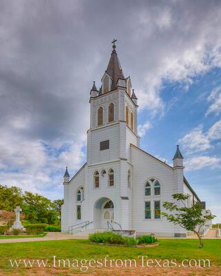 Saint John the Baptist Catholic Church 3 - Ammannsville