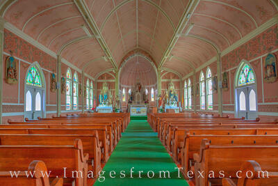 Saint John the Baptist Catholic Church 4 - Ammannsville