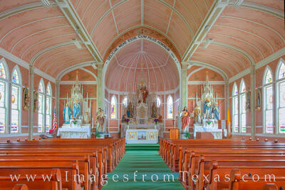 Painted Churches of Central Texas