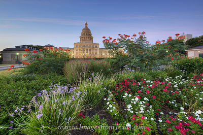 The Beautiful Texas State Capitol