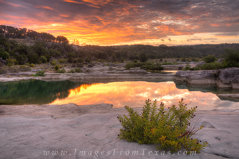 pedernales falls state park,texas hill country,pedernales river,texas landscapes,texas sunrise, photo